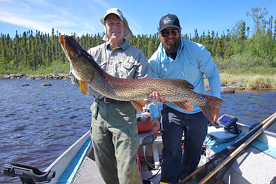 World Class Fishing - Northern Pike