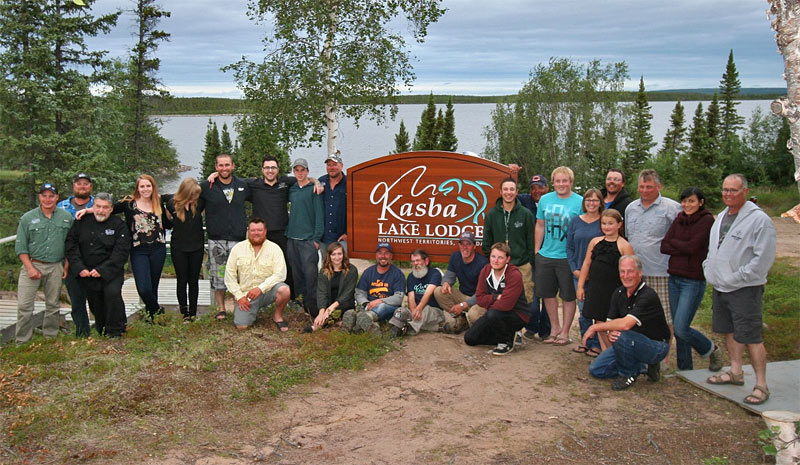 About Kasba Lake Lodge & Staff